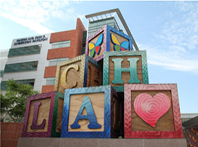 Volunteers - Children's Hospital Los Angeles